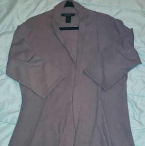 Women's plus size Ashley Stewart sweater